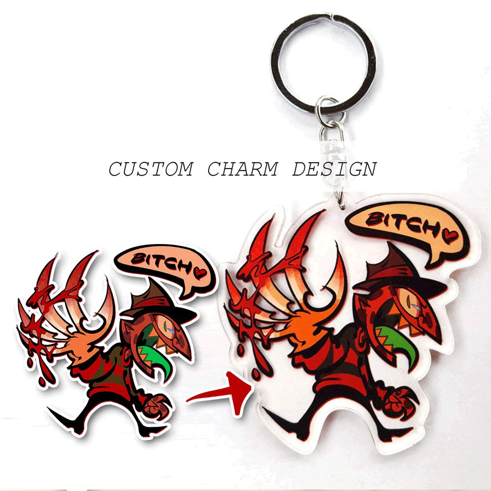 custom charm commission